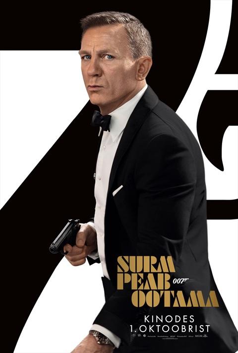007: Surm peab ootama