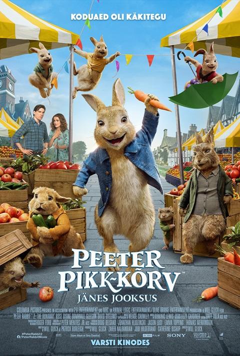 Peeter Pikkkõrv: jänes jooksus