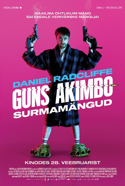 Guns Akimbo: Surmamängud