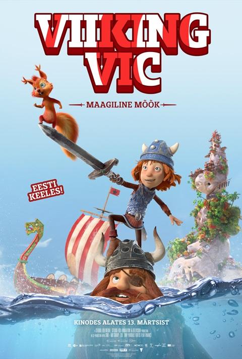 Viiking Vic: maagiline mõõk