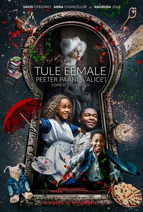 Tule eemale: Peeter Paani ja Alice'i esimesed seiklused