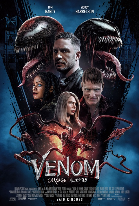 Venom: Carnage alustab