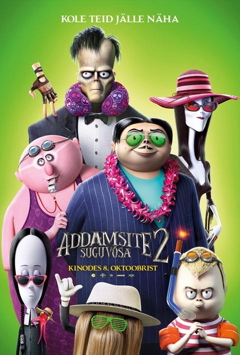 Addamsite suguvõsa 2