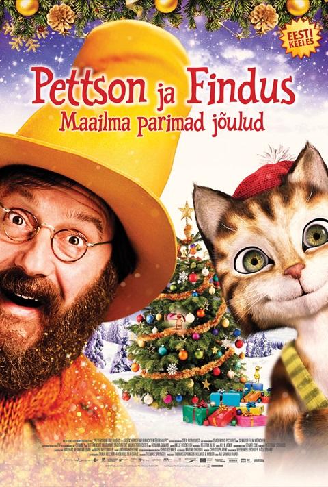 Pettson ja Findus. Maailma parimad jõulud (EST)