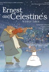 Ernest ja Célestine valmistuvad talveks