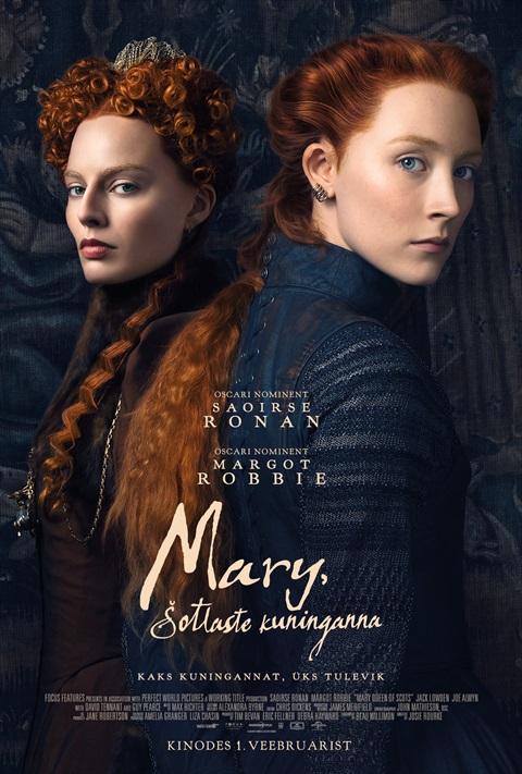 Mary, šotlaste kuninganna