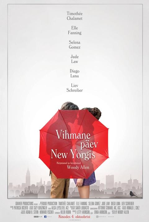 Vihmane päev New Yorgis