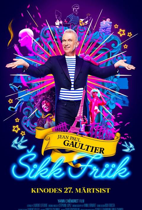 Jean Paul Gaultier: šikk friik