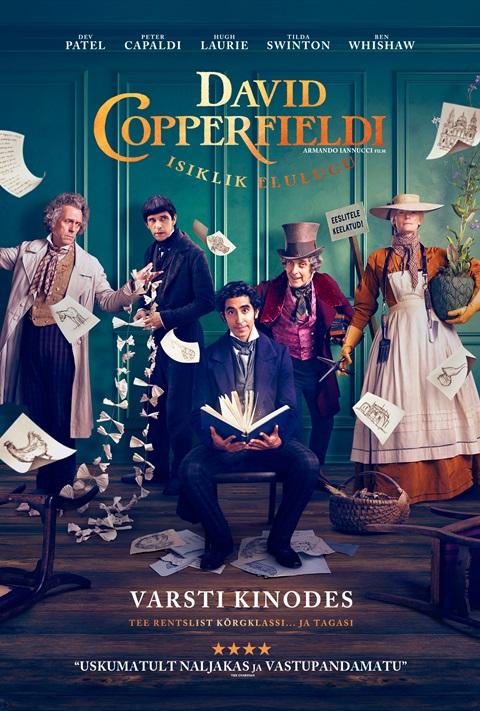 David Copperfieldi isiklik elulugu