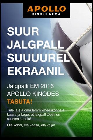 edc0444e91a Apollo Kino - Jalgpalli EM 2016