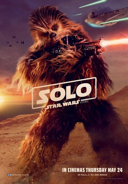 Apollo Kino - Solo: A Star Wars Story