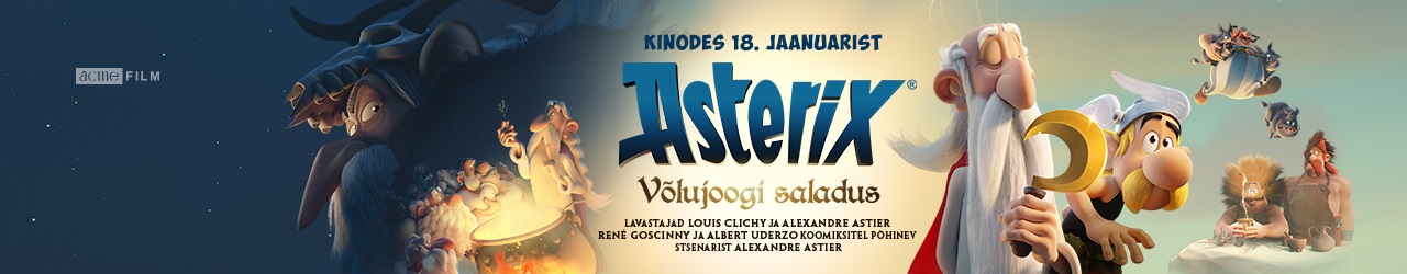 Apollo Kino - Asterix: The secret of the magic potion