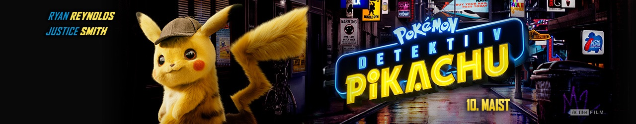 Apollo Kino Pokemon Detective Pikachu