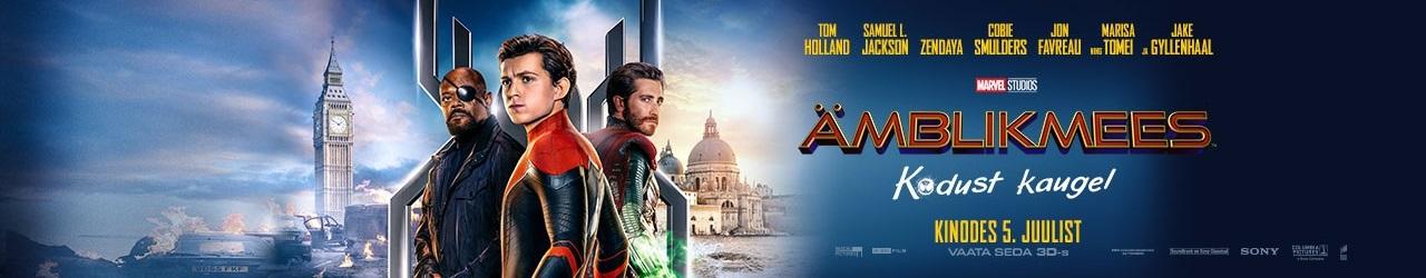 Apollo Kino - Spider-Man: Far From Home