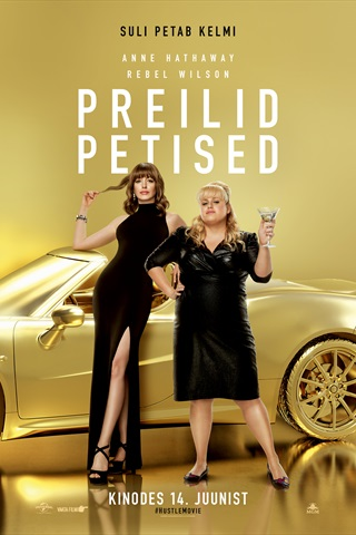 8ce4438393a Preilid petised The Hustle (2019)