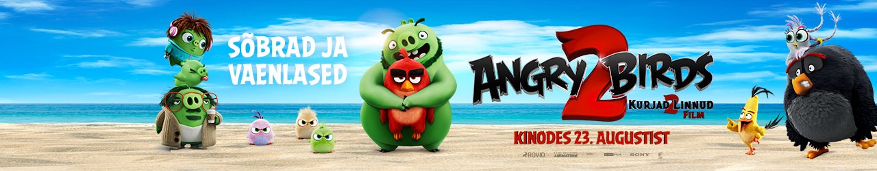 Apollo Kino - The Angry Birds Movie 2
