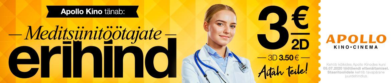 Meditsiinitöötajate sooduspakkumine
