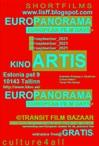 Europanorama 2021 lühifilmide programm 1