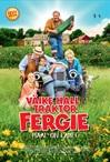 Väike traktor Fergie. Maal on lahe
