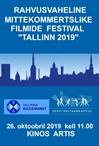 "XVII rahvusvaheline mittekommertslike filmide festival ""Tallinn 2019"""
