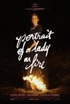 Портрет горящей девушки