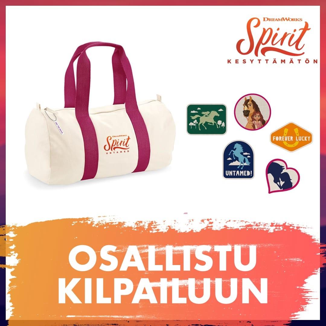 Spirit - kesyttämätön  - Savon Kinot - leffakisa