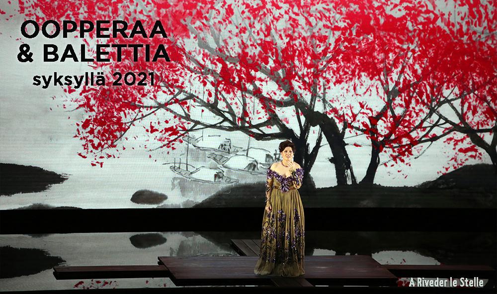 Ooppera - baletti - Savon Kinot - A Riveder le Stelle