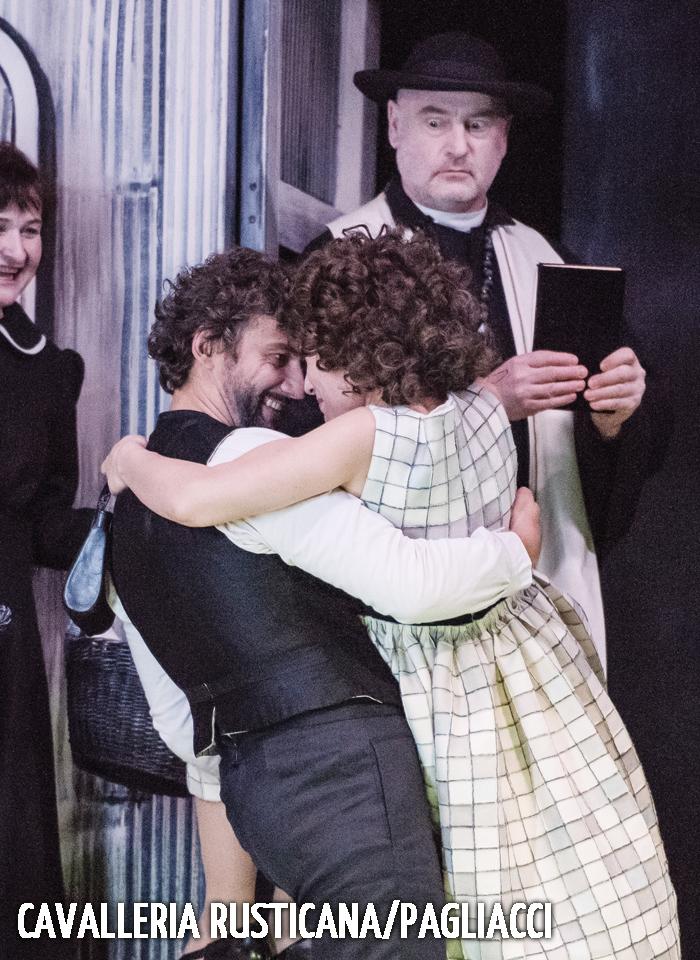 Cavalleria Rusticana/Pagliacci - oopperat & baletit - Savon Kinot