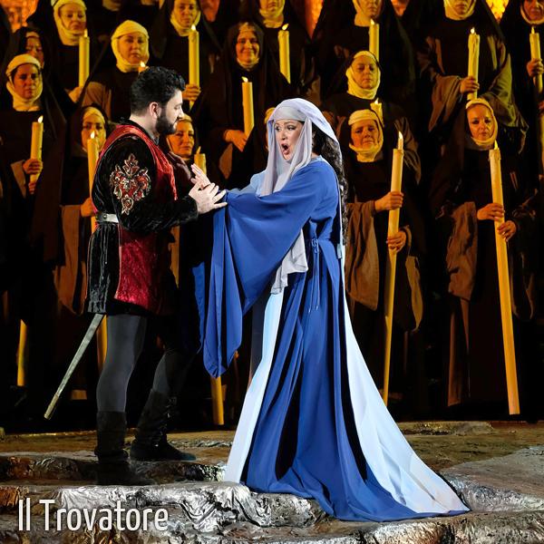Il Trovatore - ooppera - Savon Kinot