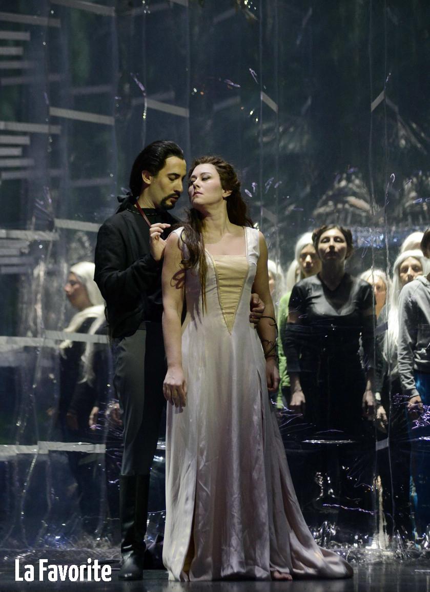 La Favorite - oopperat & baletit - Savon Kinot