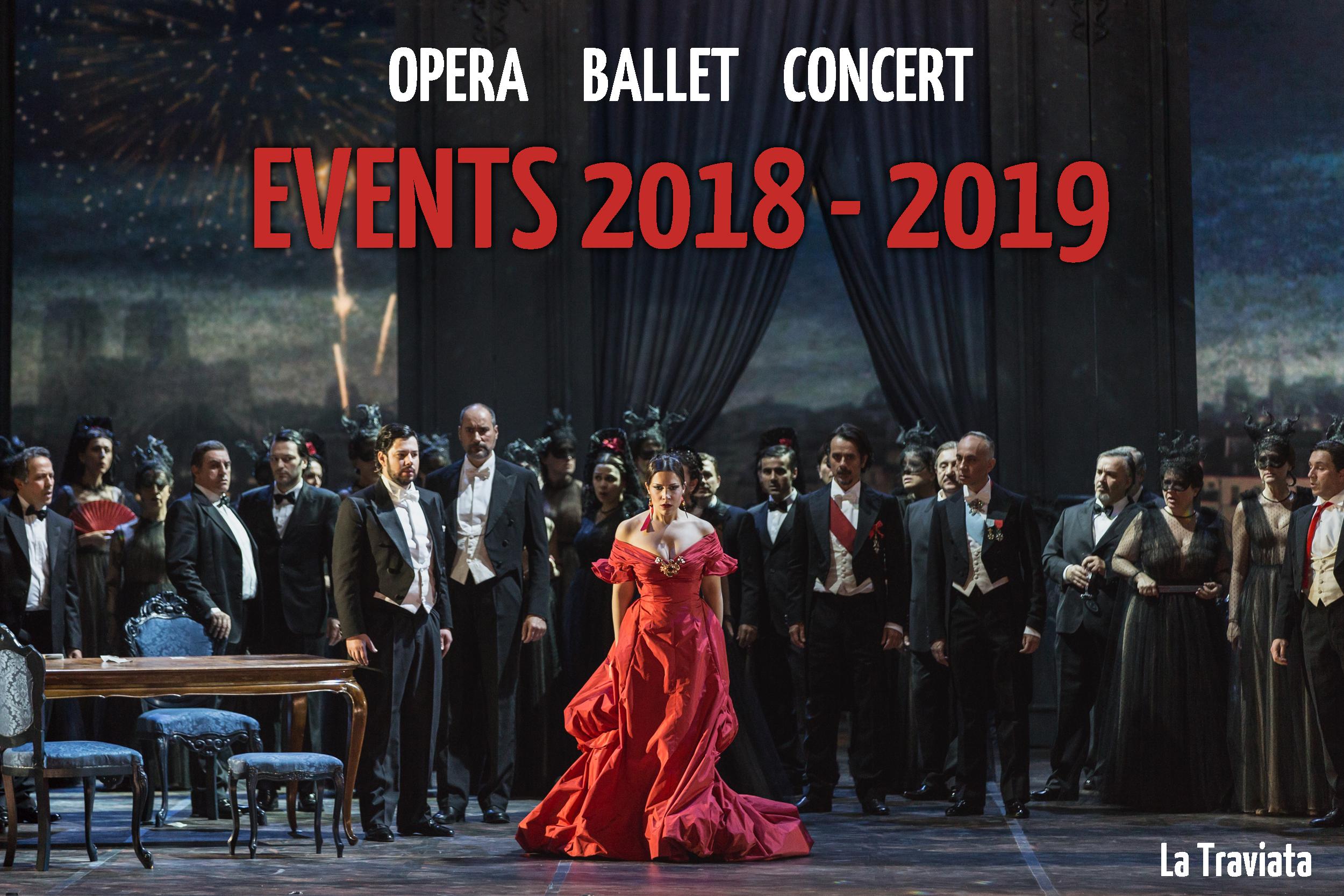 Opera & ballet - Savon Kinot