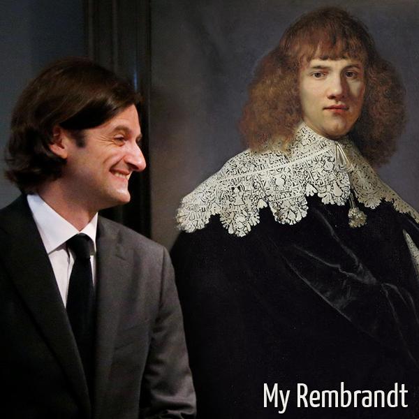 My Rembrandt - taidedokumentti - Savon Kinot