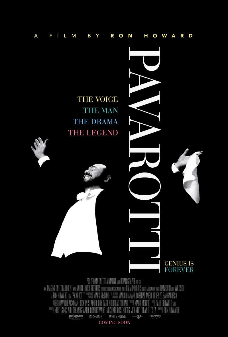 Pavarotti - Taiteen kesäsarja - Savon Kinot