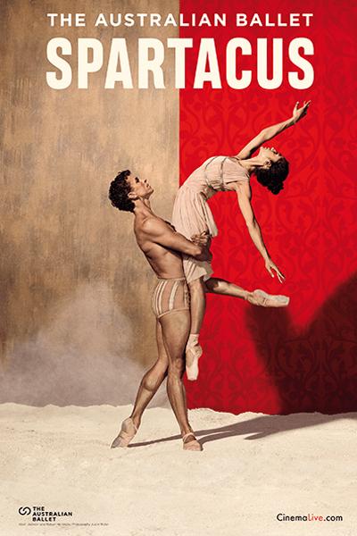 Spartacus - Savon Kinot - baletti