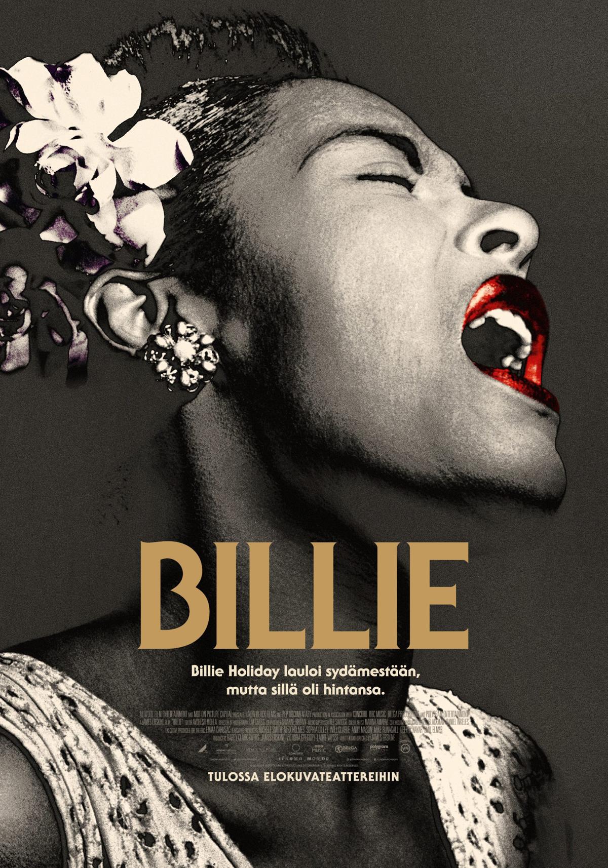 Billie - pikkujoulut - Savon Kinot