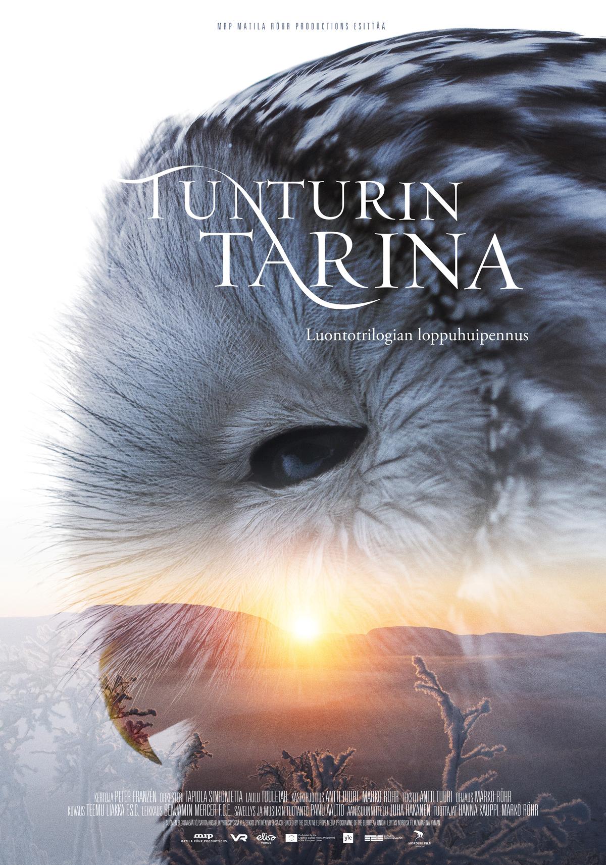 Tunturin tarina - pikkujoulut - Savon Kinot