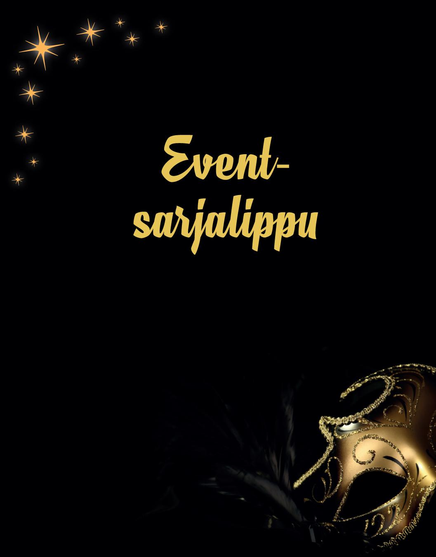 Event-sarjalippu - Savon Kinot