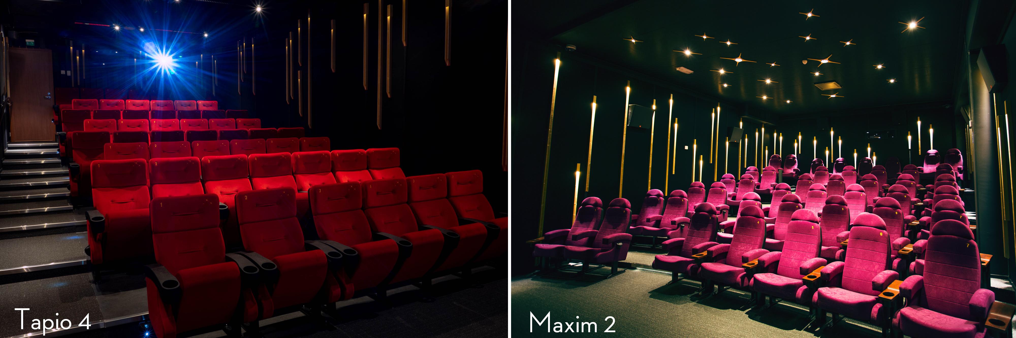 Tapio - Maxim - Savon Kinot - kesätarjous