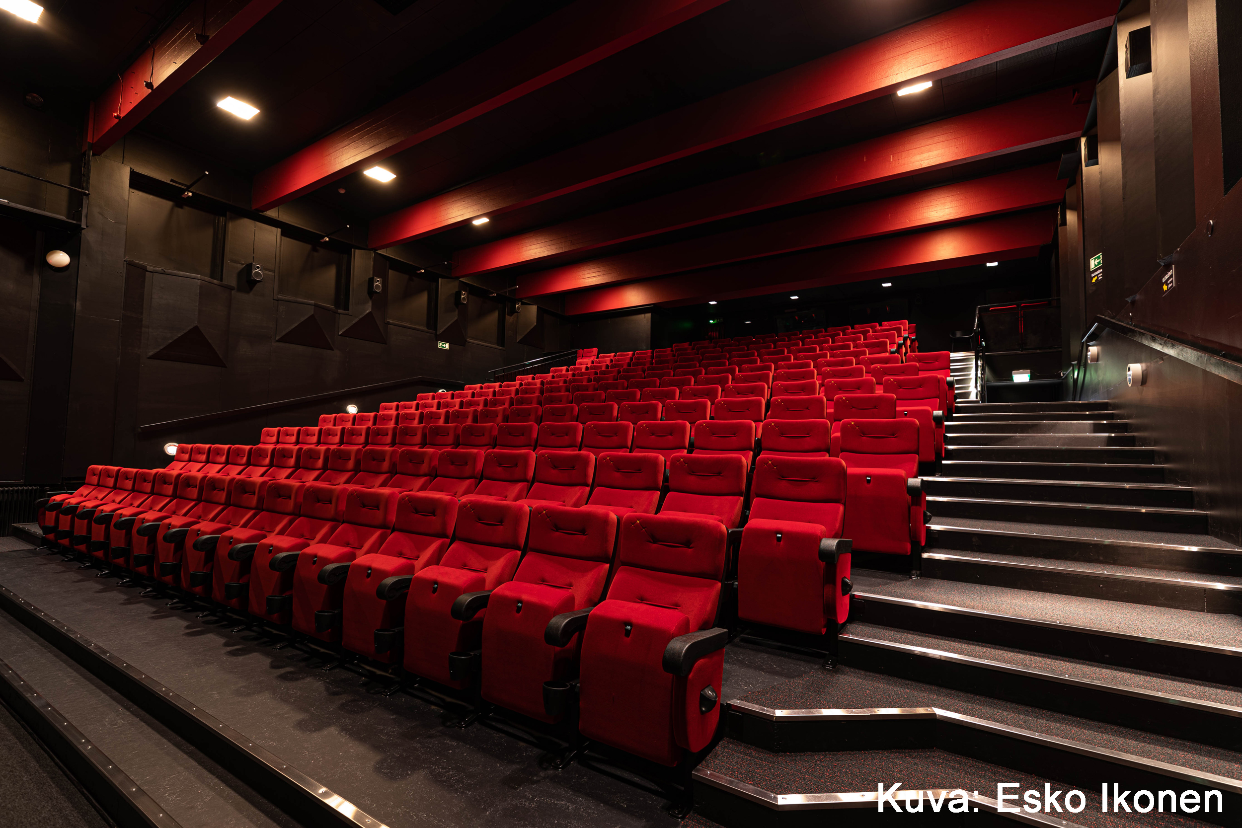 Elokuvateatteri Kuvalinna, Savon Kinot