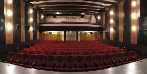 Savon Kinot - Elokuvateatterikeskus Tapio - sali 2