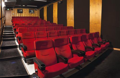 Savon Kinot - Elokuvateatterikeskus Tapio - sali 4
