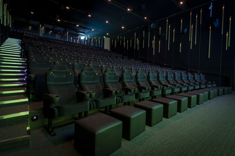 Elokuvateatterikeskus Tapio, Joensuu - Sali 1
