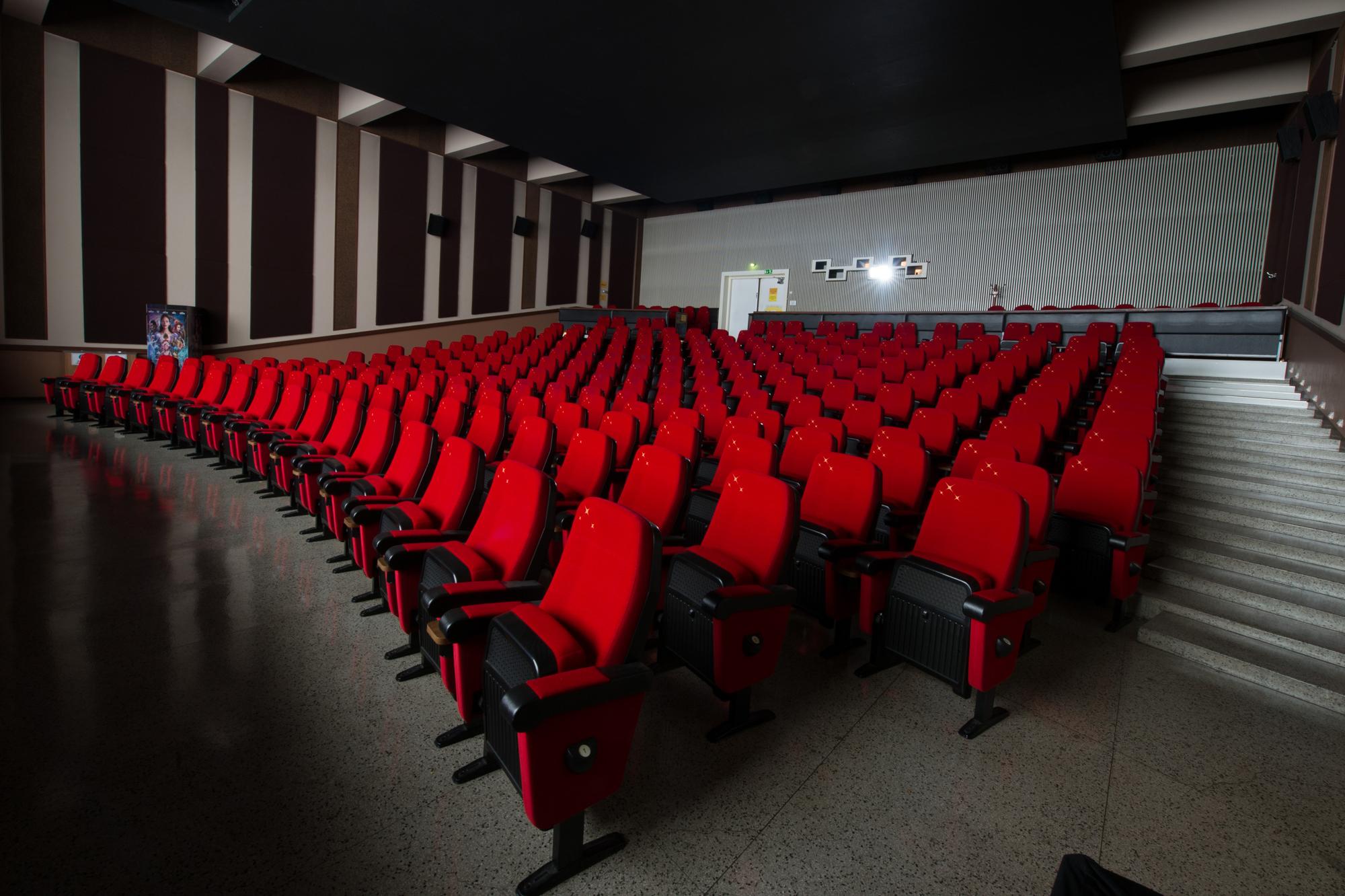 Elokuvateatteri Kuvalipas, Iisalmi