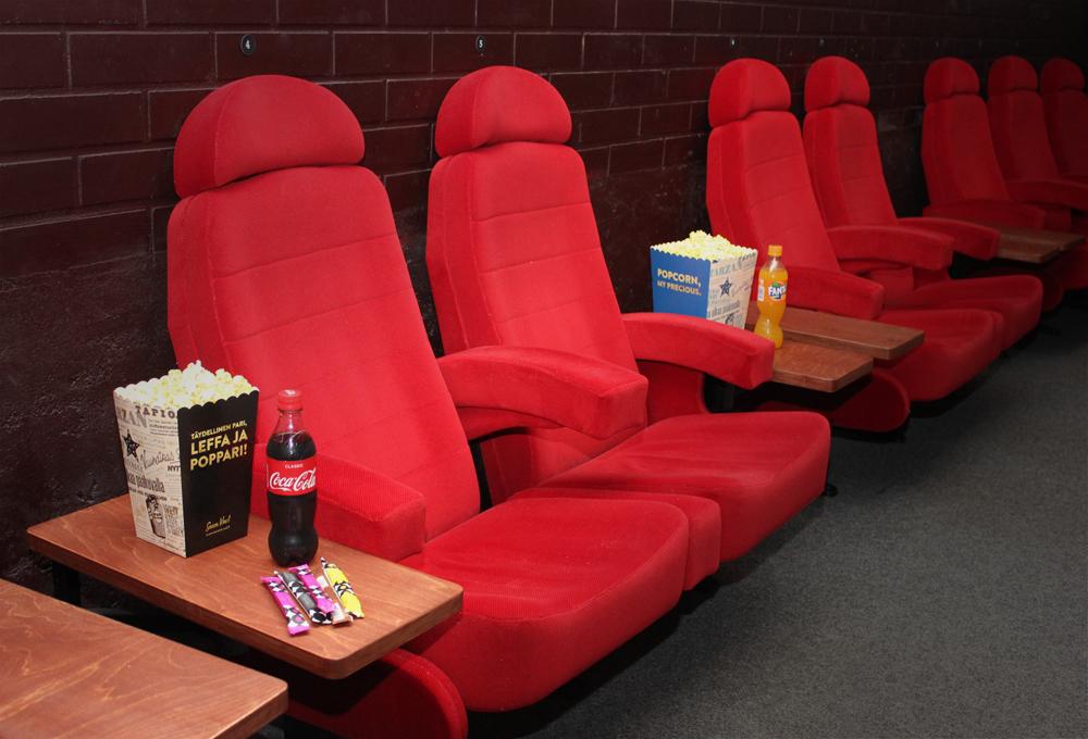 Elokuvateatteri Kino-Hovi, Kitee