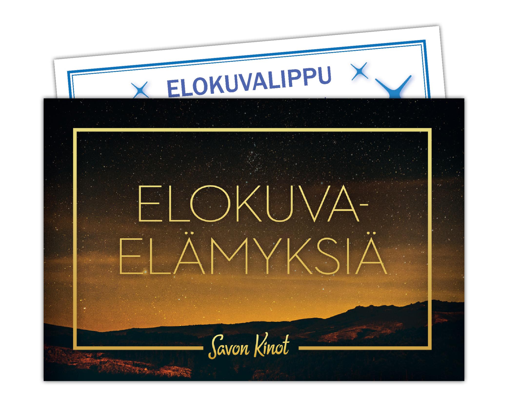 Yrityselokuvaliput - Savon Kinot